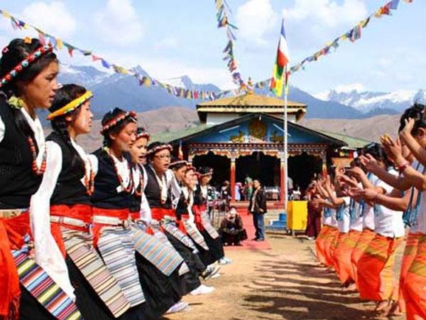 Adi tribe begins Agro-based 'Solung' Festival in Arunachal Pradesh