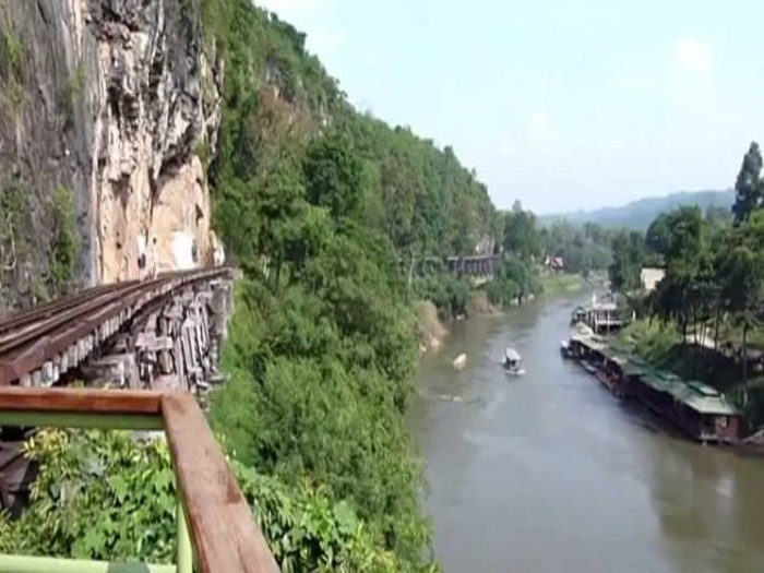 Remembering those who died building Siam-Burma death railway