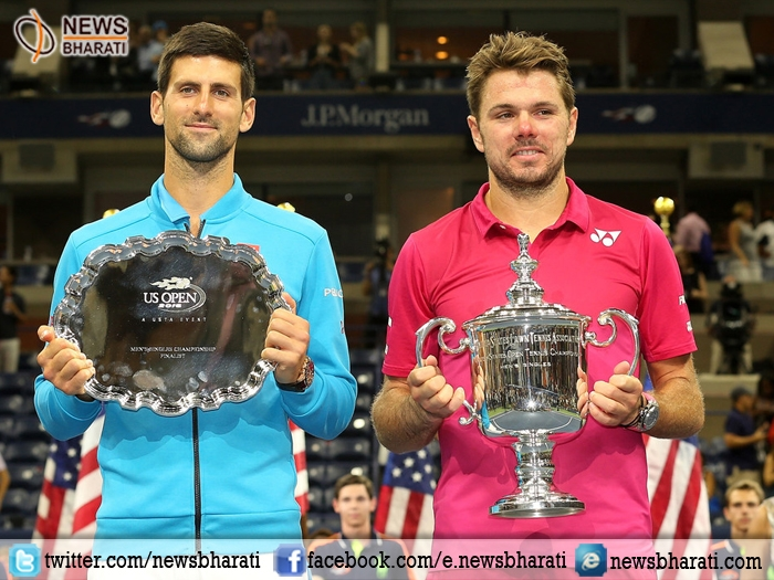 Novak Djokovic ends at runner up as Stan Wawrinka lifts the US Open trophy