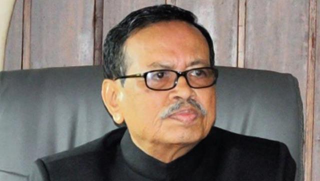 PresidentPranab Mukherjeeasks Arunachal Pradesh Governor to step down