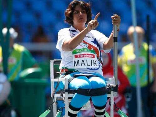 Indian athlete Deepa Malik scripts history after bagging Silver in shot put event at Paralympics