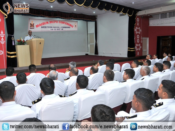Indian Navy conducts maiden Master Chief Petty Officers' conference in Mumbai