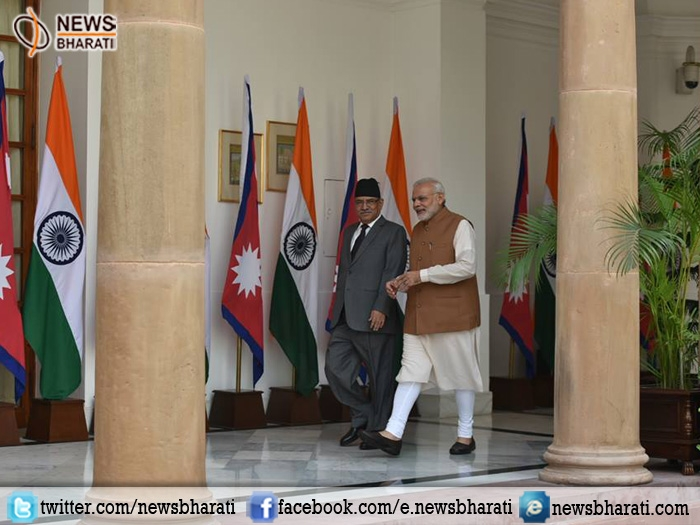 Peace, stability and eco prosperity of Nepal is our shared objective says PM Modi