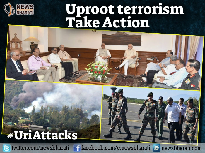 #UriAttacks : Government must act and act fast