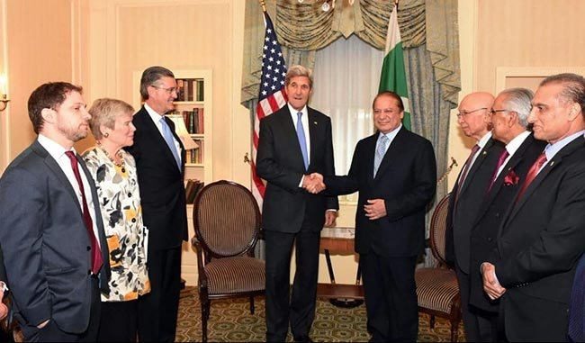 Pakistan must prevent terrorists from using its territory: John Kerry, US Secretary of State
