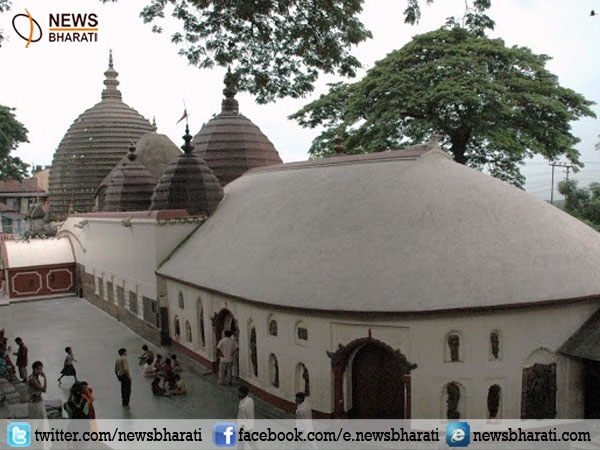 Kamakhya Temple clean up action starts; advanced sweeping machines launched