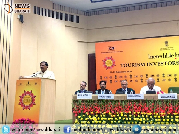 Govt is addressing cleanliness, connectivity and security to boost tourism says Mahesh Sharma