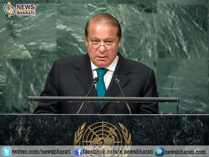 Nawaz Sharif humiliates Pakistan after glorifying terrorist Burhan Wani during UN assembly speech
