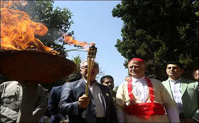 The first official Zoroastrian temple opened in Sulaimani