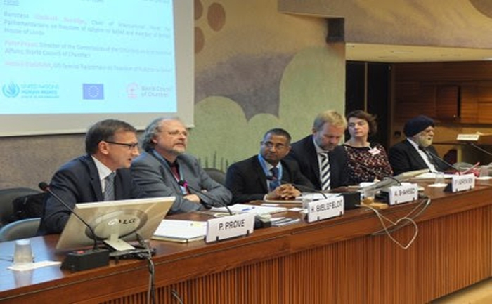 WCC holds discussion on religious freedom literacy and diplomacy