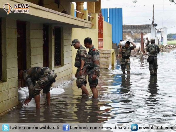 Over 309 rescuers rush in to rescue people of Andhra Pradesh, Karnataka and Telangana