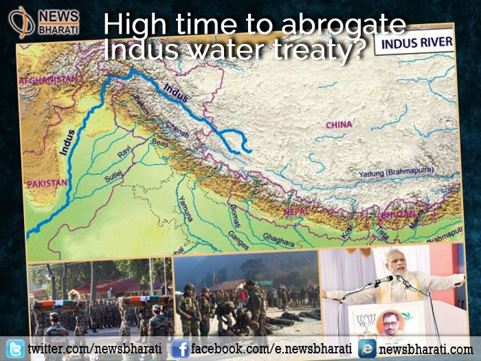 High time to abrogate Indus water treaty?