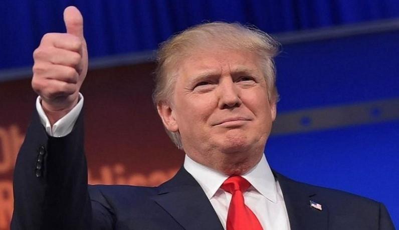 Republican presidential nominee Donald Trump praises Hindu community