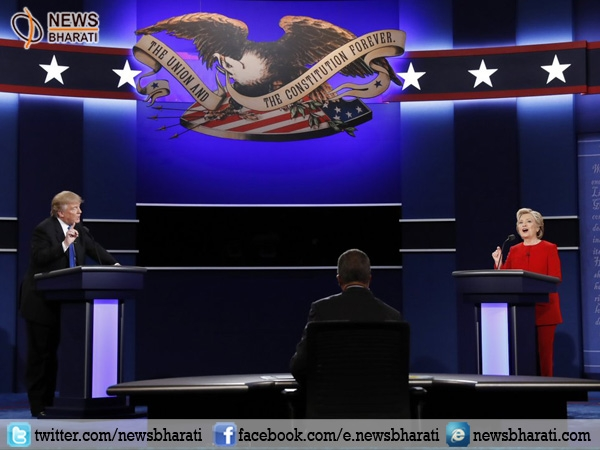 Hillary and Trump face off at first US presidential debate; several crucial topics covered