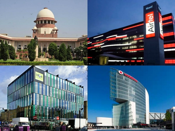 Former High Court Cheif Justice seeks Rs. 9,900 crore penalty from Airtel, Vodafone and Idea