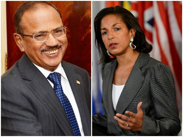US security advisor Rice calls Doval; commits to double efforts to punish perpetrators of terrorism