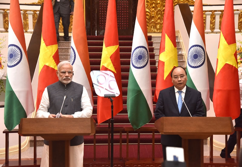 Modi grants $500 million  credit for Vietnam