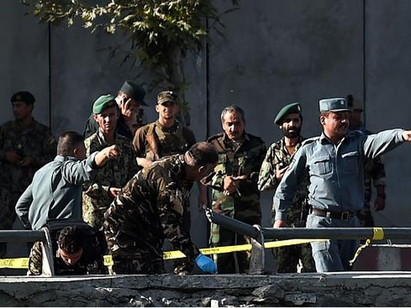 Afghanistan shakes by third blast; at least 30 people killed, 91 wounded