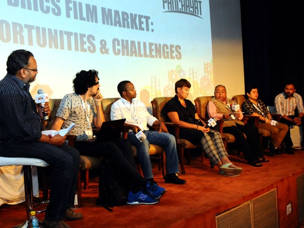 BRICS film festival celebrates Chinese and South Africa cinemas
