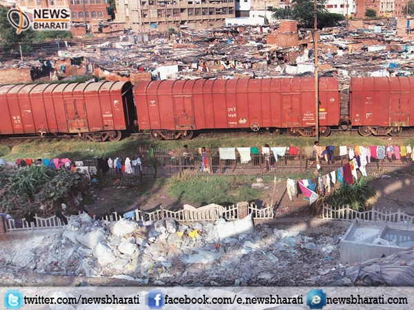 NHRC seeks report from Delhi Railway board over pathetic conditions of people living near tracks