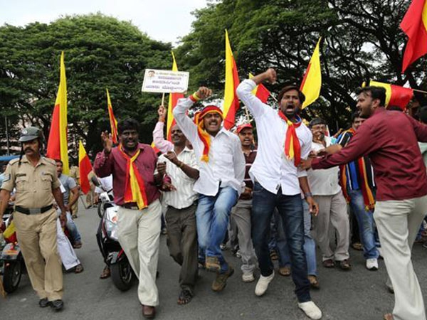 Karanataka calls for 'Bandh' in protest of release Cauvery river water to Tamil Nadu