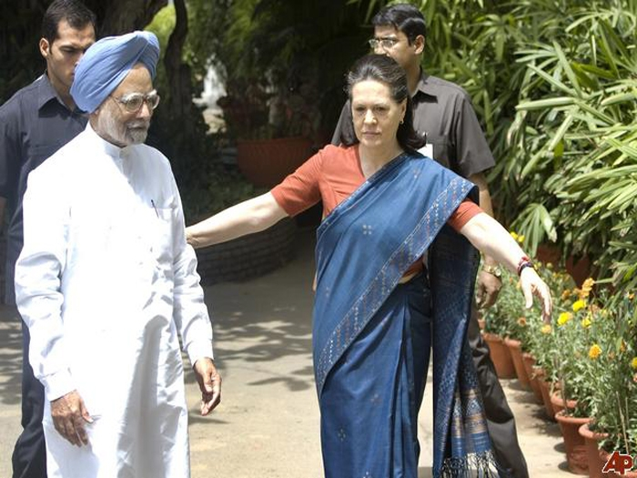 This was how Sonia Gandhi ruled the country as proxy PM