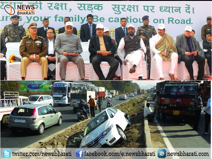 Gadkari appeals youth to reach out to people and educate them about road safety issues