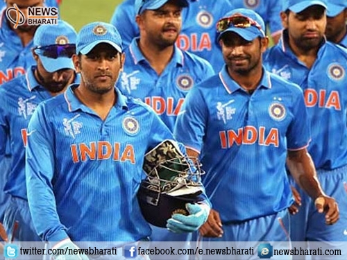 Dhoni finishes his captaincy career by losing his last match against England A; shines with bat