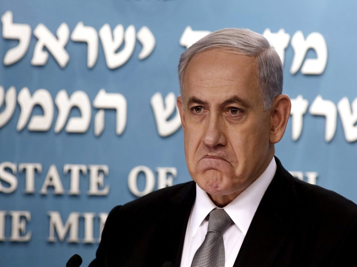 Israeli PM dubs Paris peace conclave as 'fraud'