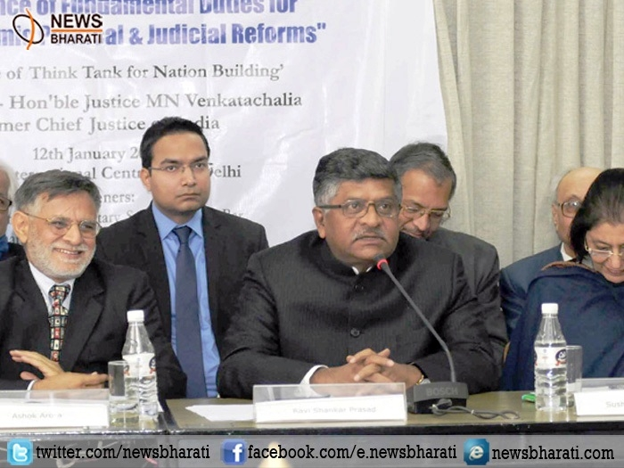 Overcoming multiple barriers India evolves much stronger in its unity and integrity: Ravi Shankar Prasad