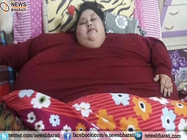Mumbai set to cure World's Heaviest Woman; Sushma Swaraj will help her to bring in India