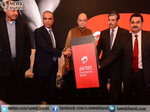 Airtel launches first ever Payment Bank to boost digital ecosystem