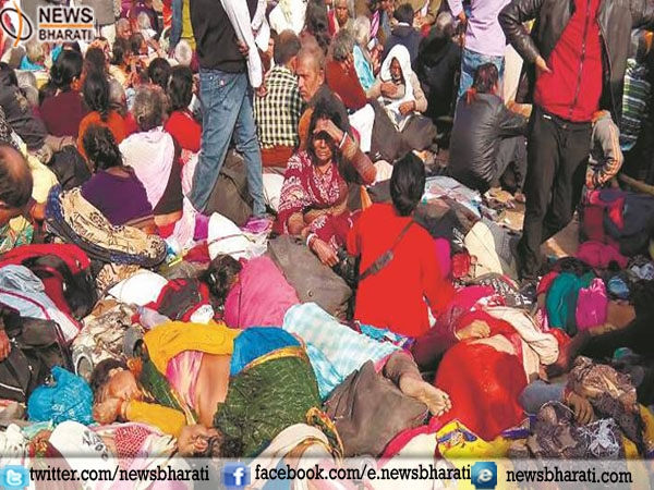 Stampede at West Bengal's Ganga Sagar Mela led to 6 deaths while several injured