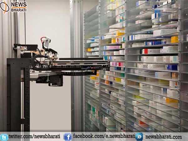 """Efficient """"Robot Pharmacy"""" for you to give prescribed medicines in just minutes"""