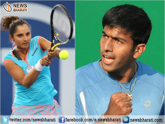 Australian Open: Sania Mirza and Rohan Bopanna with their partner advances to second round