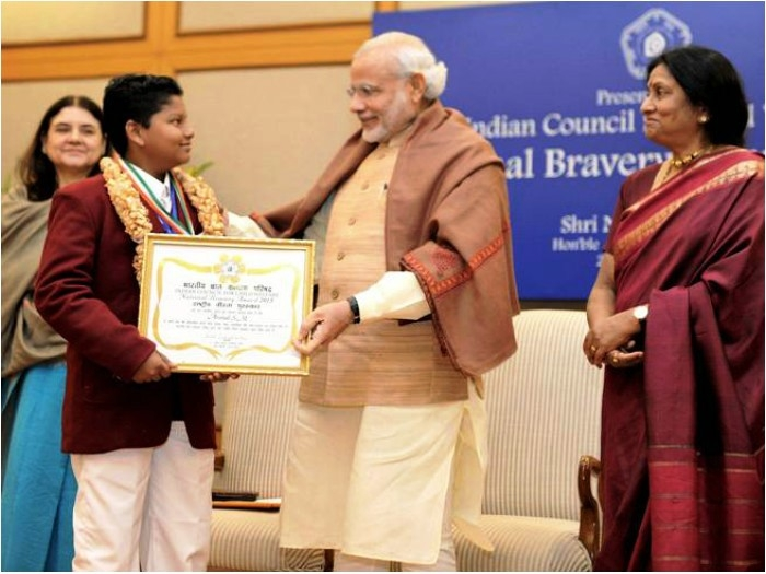 Twenty-five brave children to be awarded with National Bravery Awards – 2016