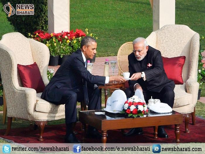 कार्यकाल के आखिरी दिन ओबामा ने दोस्त मोदी को किया याद; कहा 'द्विपक्षीय संबंधों को मजबूत बनाने के लिए शुक्रिया'