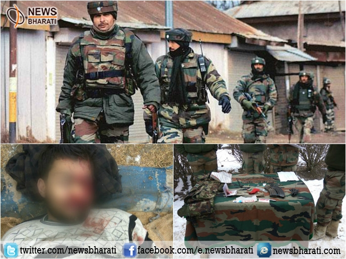 Security forces gunned down LeT commander Abu Musaib in Hajin area of north Kashmir
