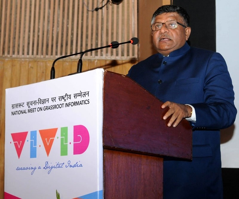 NIC must adopt a transformative approach for Digital India Mission: Ravi Shankar Prasad