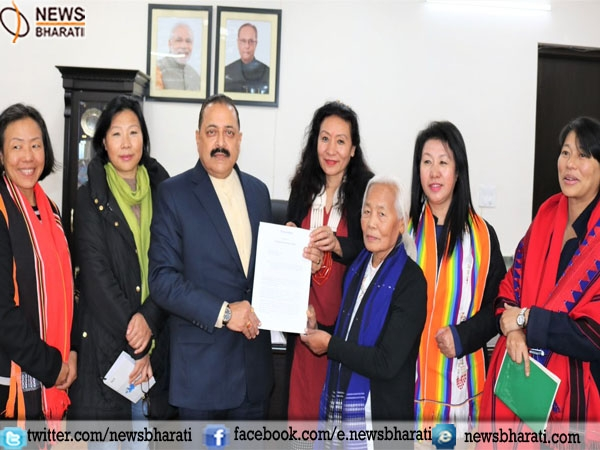 'Women for Just Peace' aims to bring peace and prosperity in Manipur