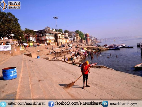 Committee of secretaries set up to speed up the 'Namami Gange' programme