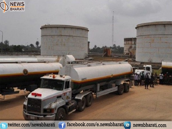 Centre dispatches petroleum products to ensure the availability of basic amenities in Manipur