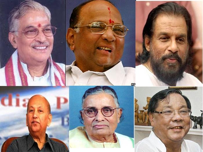 Sharad Pawar, M M Joshi, Yesudas figure in Padma Vibhushan list, Nivedita Bhide gets Padma Shri