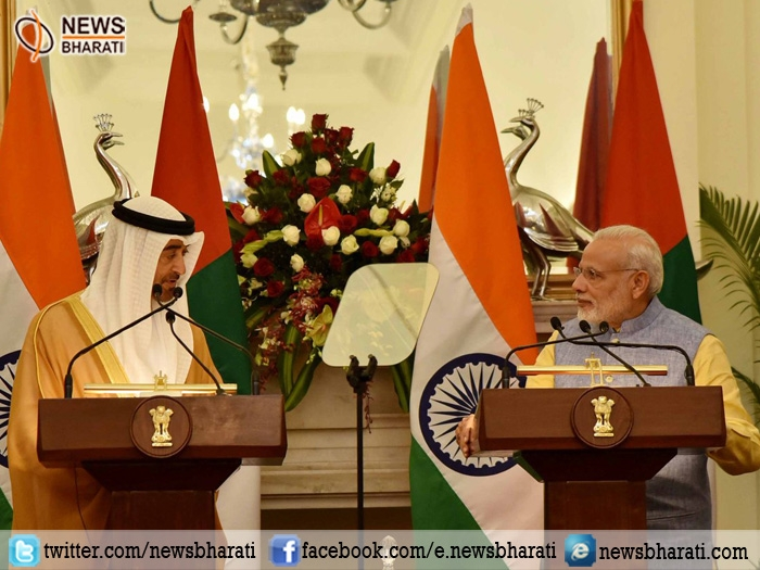 India, UAE sign fourteen agreements; stress on boosting economy, trade with security matters