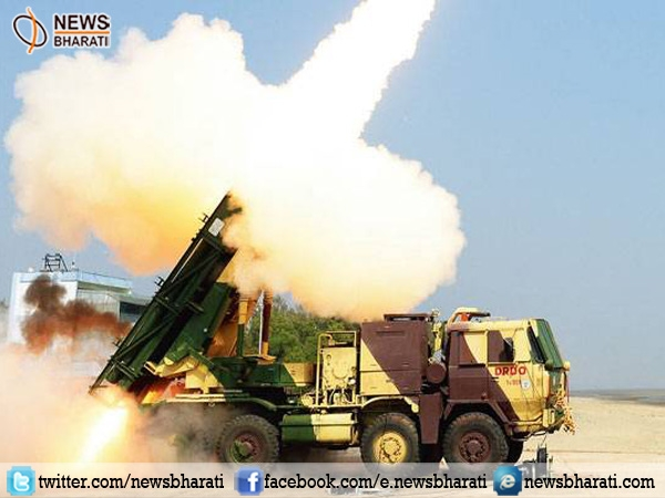 India successfully test fires PINAKA rocket Mark-II; boost to Indian security forces armoury