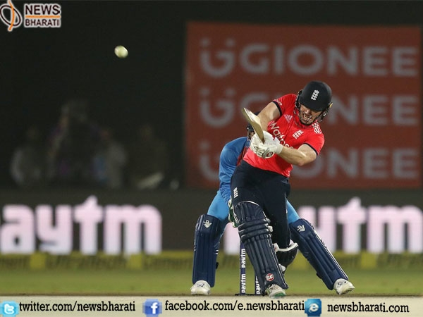 England beats India in first Twenty-20 by 7 wickets; Takes lead in three match series