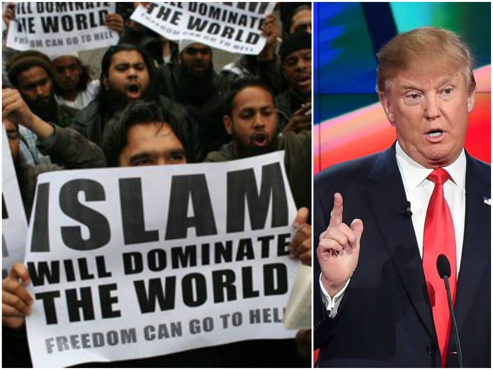 It's to 'keep radical Islamic terrorists out of America', not a 'Muslim Ban': Trump clarifies