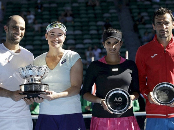Australian Open: Sania-Dodig fails to clinch trophy
