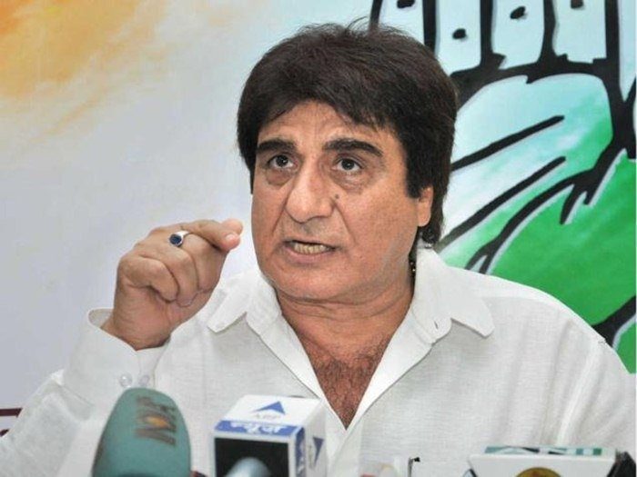 Congress President Sonia Gandhi appoints Raj Babbar as UP poll in-charge