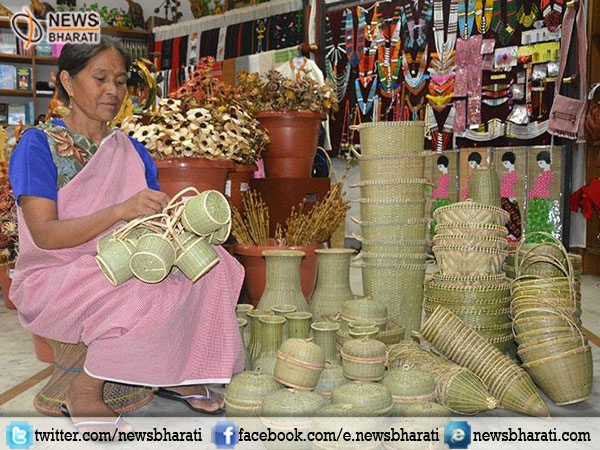 Govt and North Eastern Council signs MoU to boost Cane and Bamboo Industry